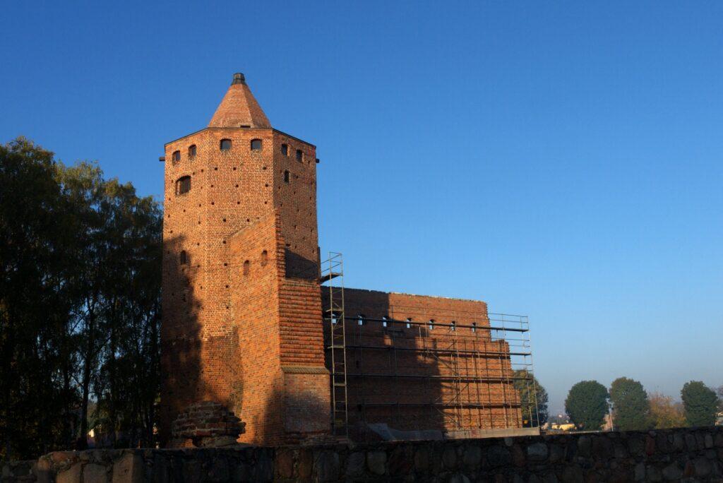 Rawa Mazowiecka - zamek