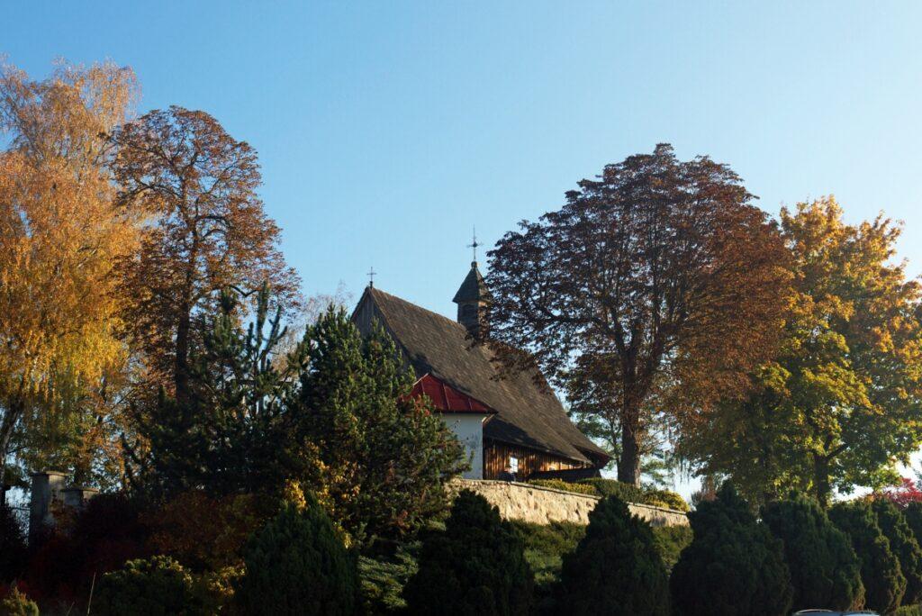 Kościół ś. Stanisława w Boguszycach