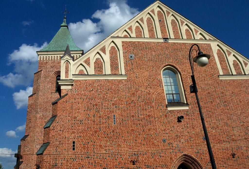 kościół św. Mikołaja Biskupa w Warcie