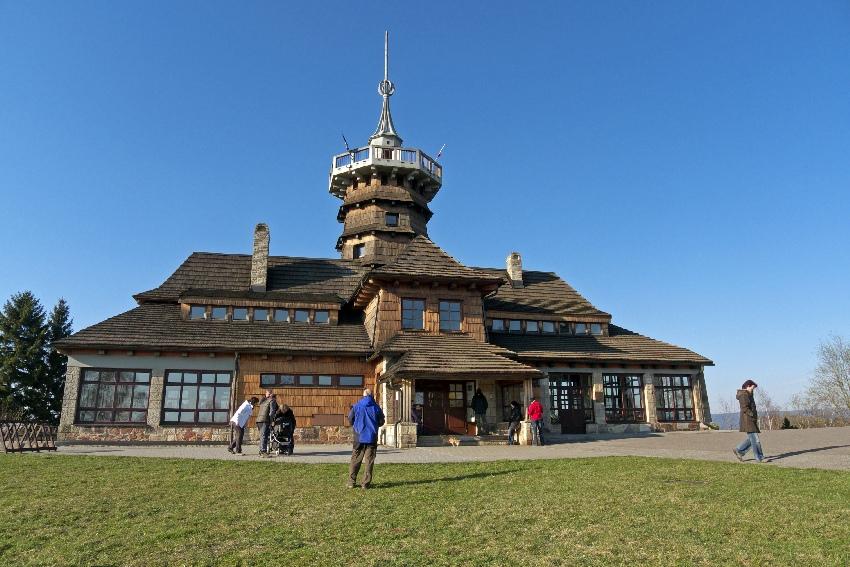 Czechy jiraskowa chata