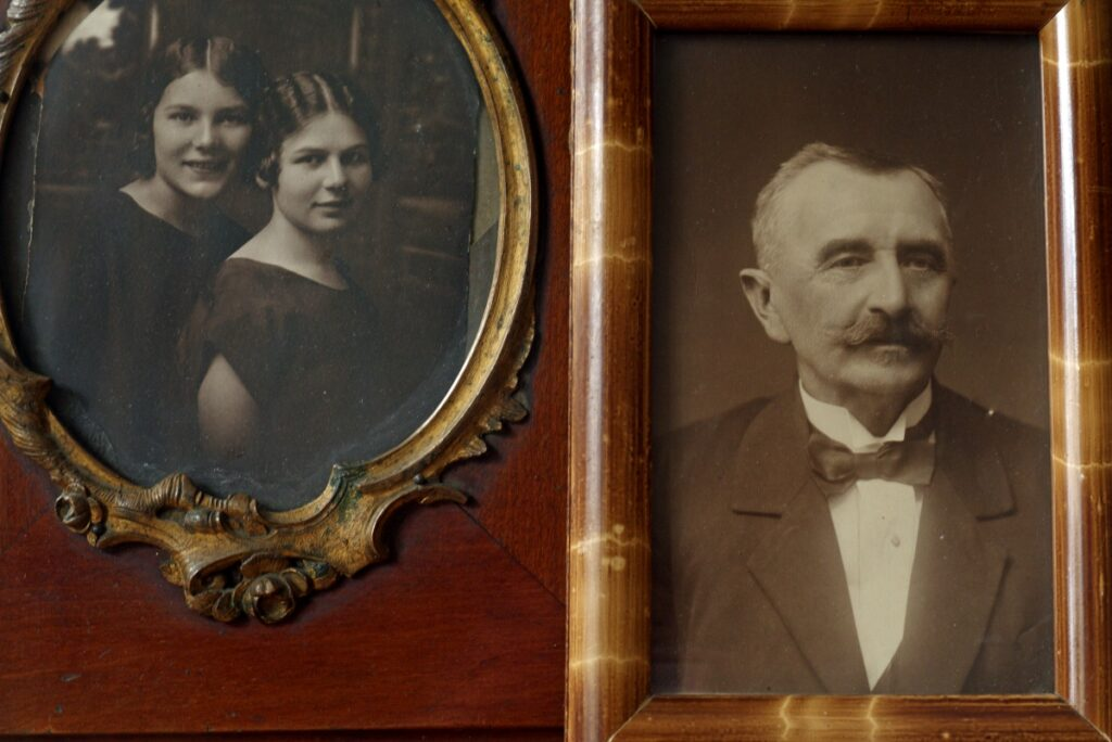portrety rodzinne