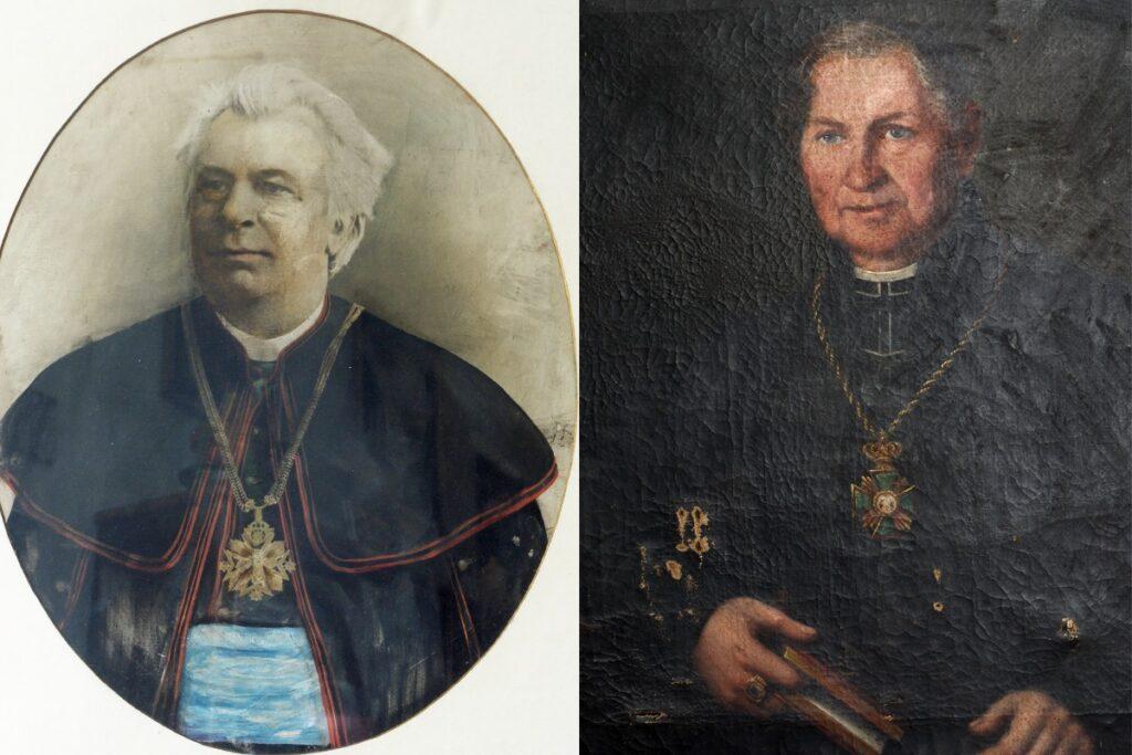 Księża w Rochówku