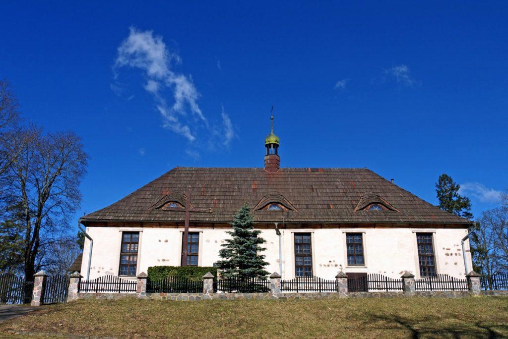 Bytów - cerkiew św. Jerzego
