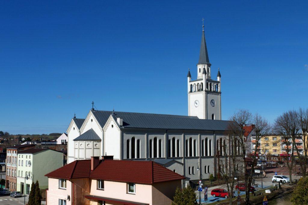 Bytów kościół św. Katarzyny