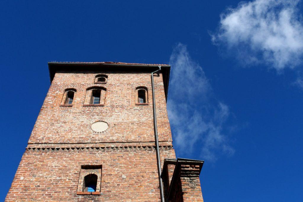 Bytów ruiny kościoła świętej Katarzyny
