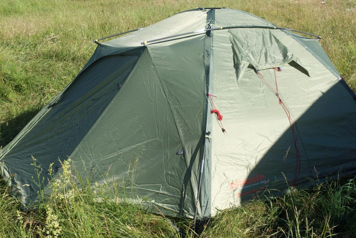 namiot na spływ - tornado 2