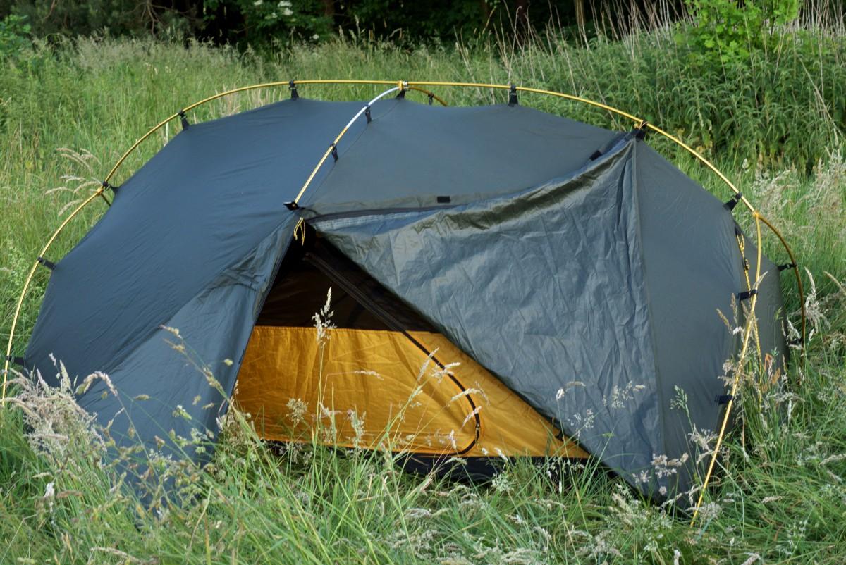 namiot kopułowy Tordis