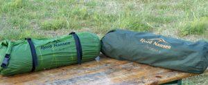Read more about the article Jaki namiot na kajak? Test namiotów kopułowych (igloo)