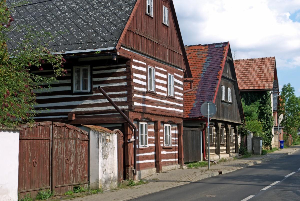 Brocno atrakcje w Czechach