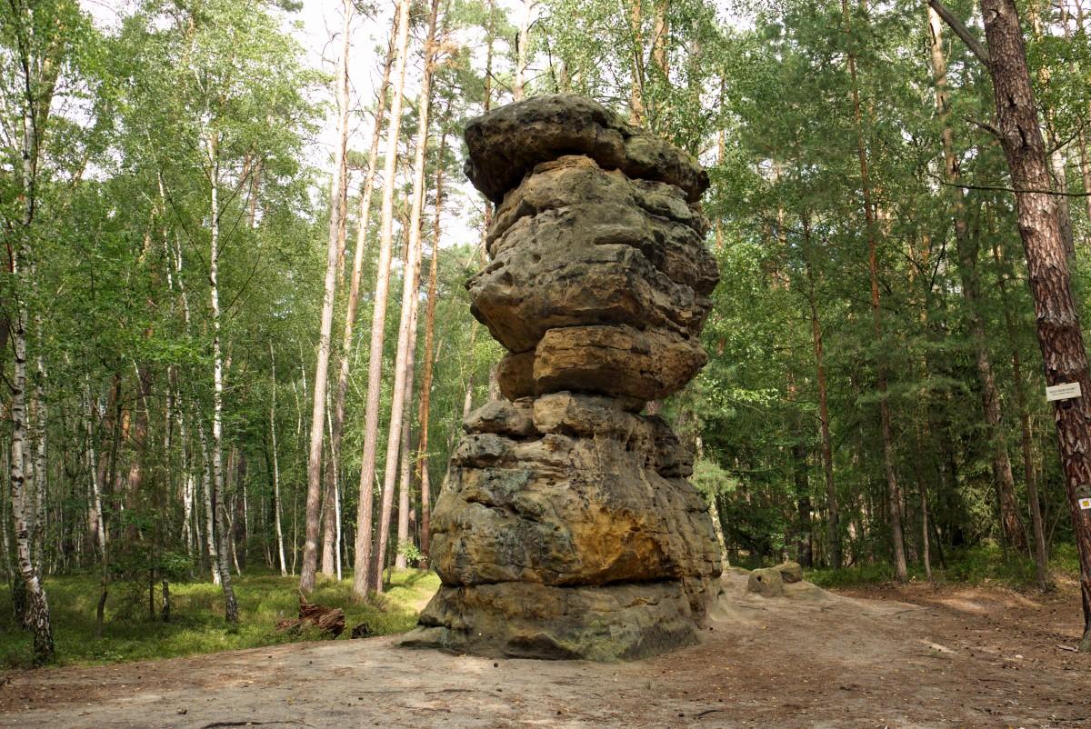skaly Kokorinsko