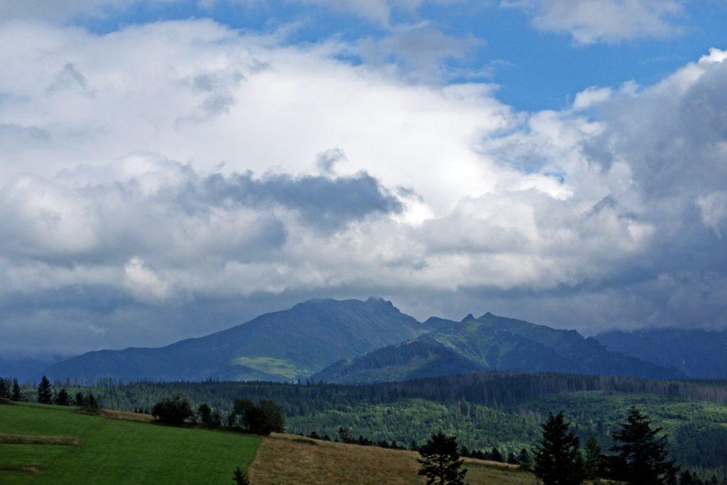 Panorama ze Zgorzeliska