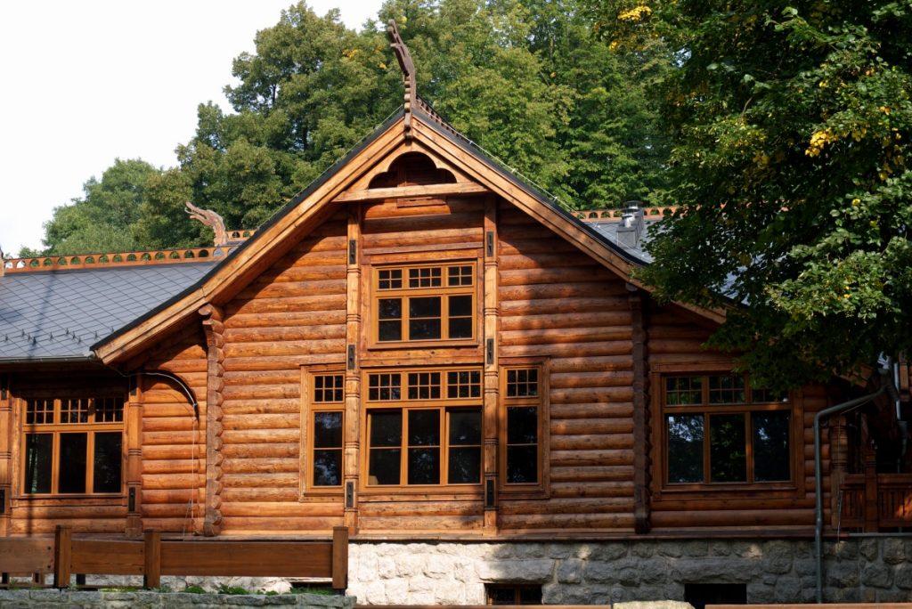 Cieplice - domek norweski